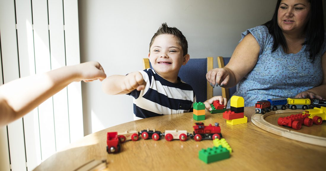 How To Treat Toddlers With Disabilities