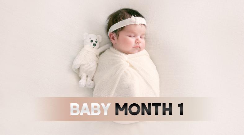 BabyMonthByMonth:Month