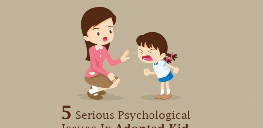 SeriousPsychologicalIssuesInAdoptedKid