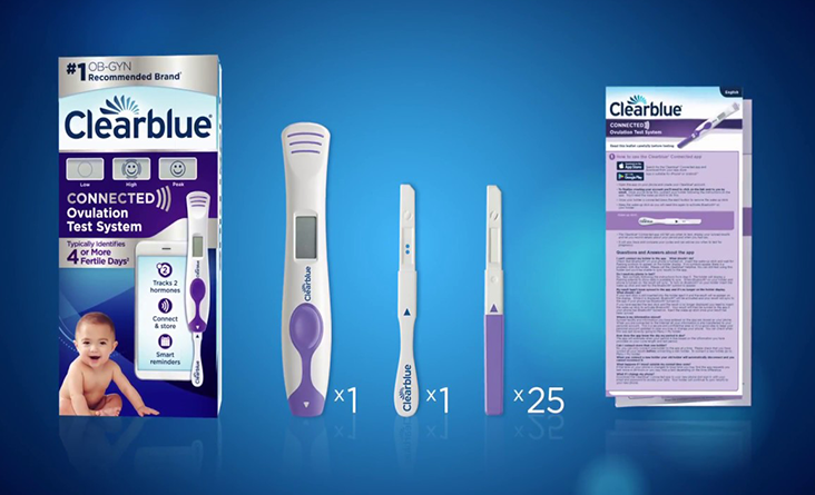 Clearblue Connected Ovulation Test System