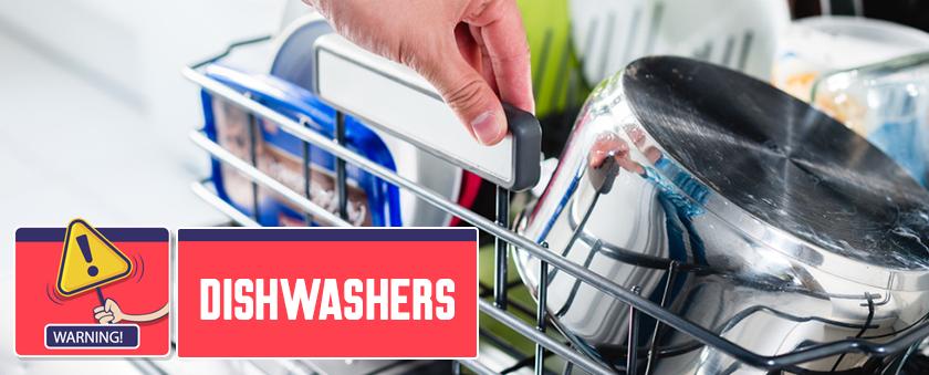 1. Dishwashers