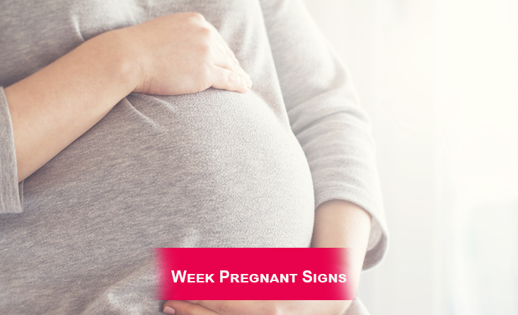 13th Week Pregnant Signs