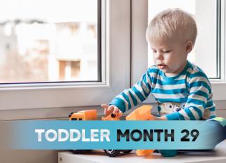 Toddler Month