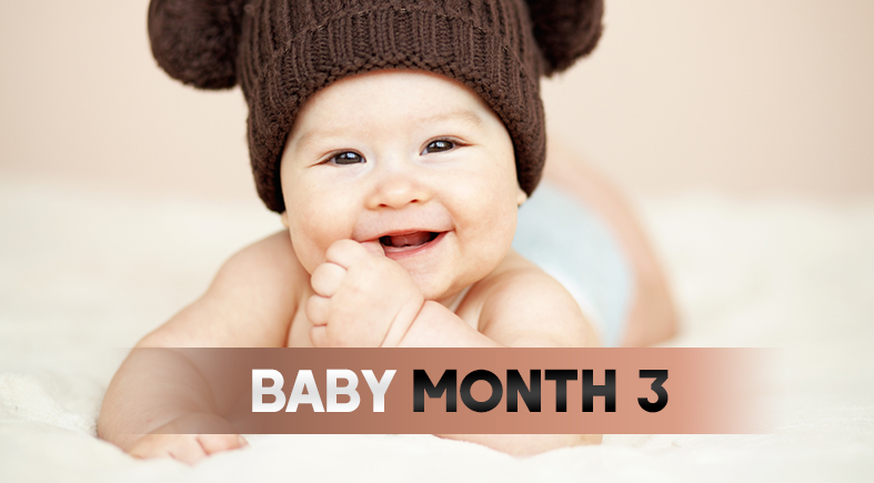 month Old Baby