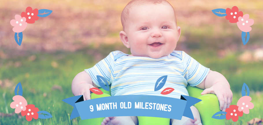 9_Month_Old_Milestones