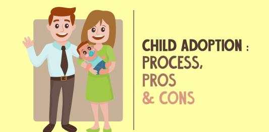 Child adoption Process Pros Cons Cover