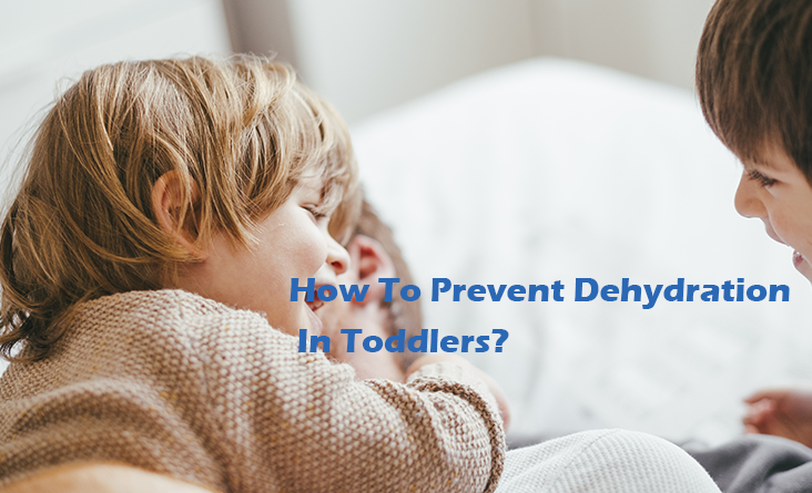 How To Prevent Dehydration In Toddlers?