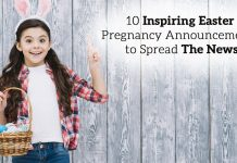 Ten Inspiring Easter Pregnancy cover