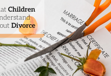 What Children Understand about Divorce