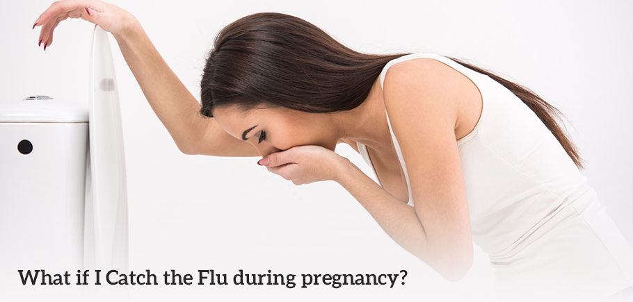 What if I Catch the Flu during pregnancy?
