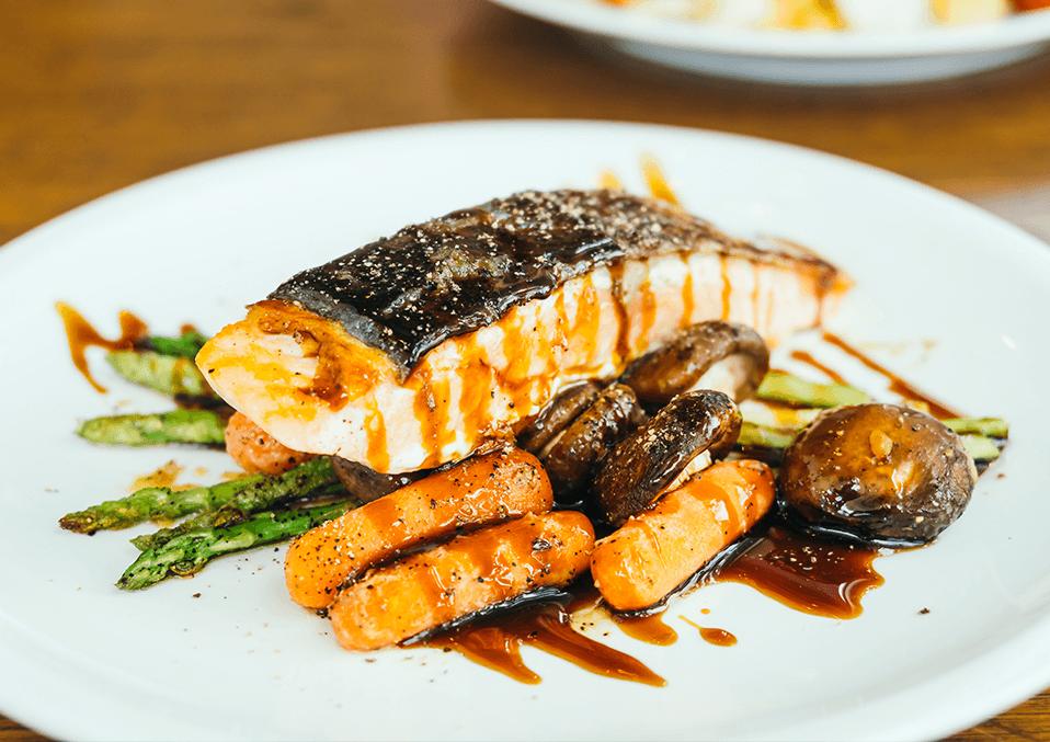 seafood dishs