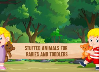 Stuffed Animals for Babies and Toddlers
