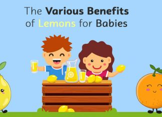 The Various Benefits of Lemons for Babies