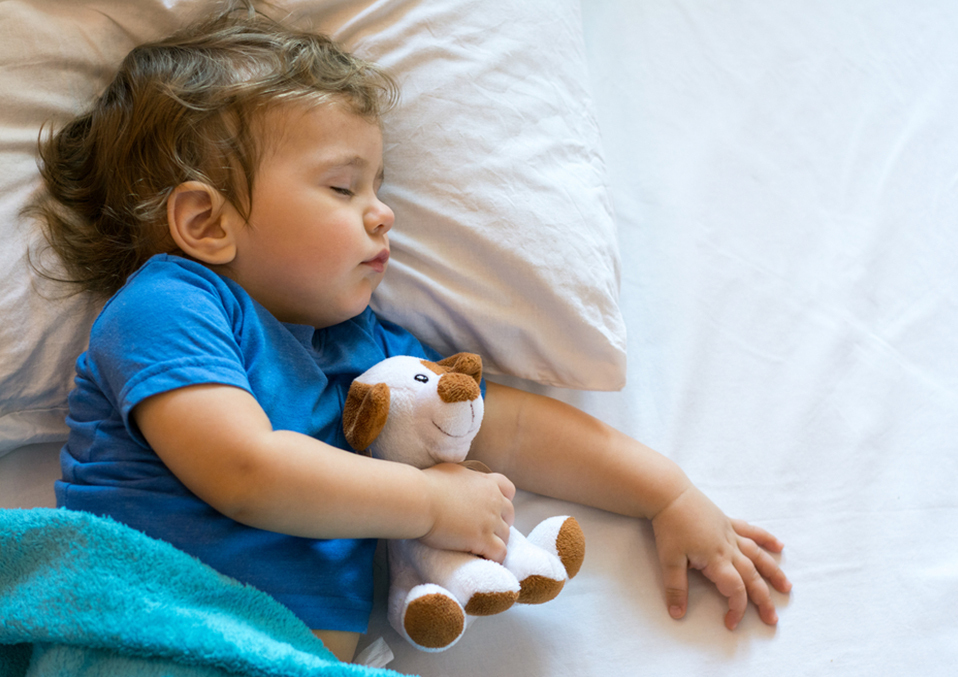 How To Get A Toddler To Sleep Through The Night