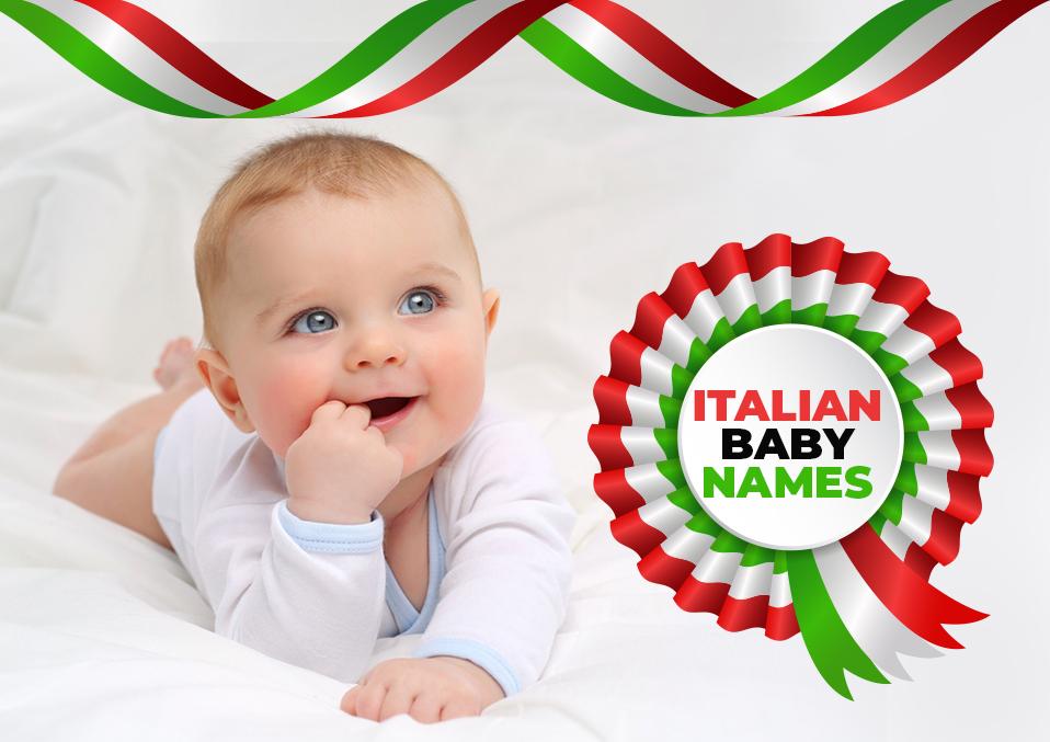Most Wonderful And Vintage 27 Italian Names