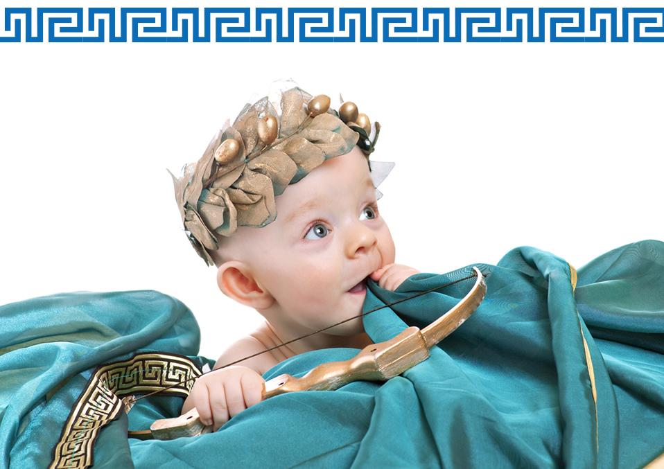 Ancient Greek Mythology 56 Meaningful Names