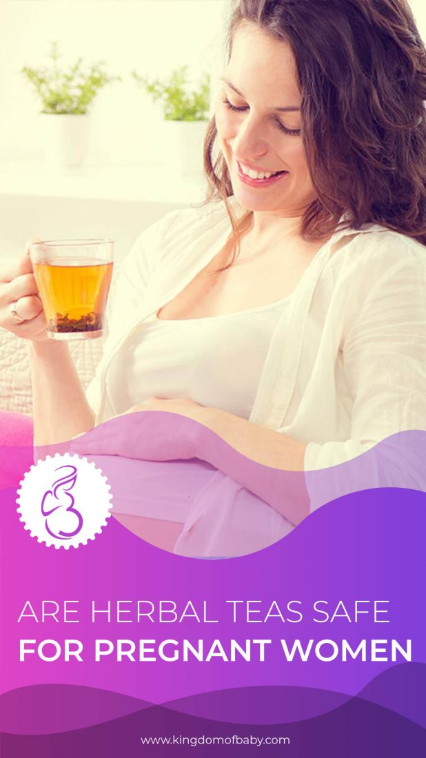 Are Herbal Teas Safe for Pregnant Women?