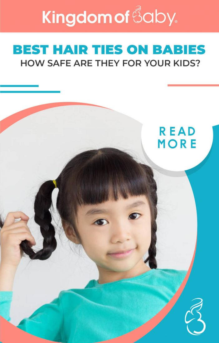 Best Hair Ties on Babies - How Safe are They for Your Kids?