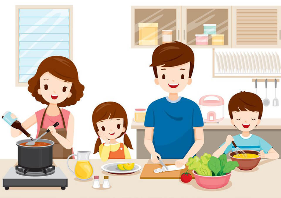 Cooking With Kids An Easy Recipe Guide