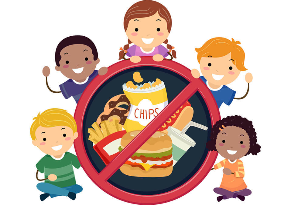 Fast Food Versus Kids :How To Make Your Kids Win Against Eating Fast Food ?