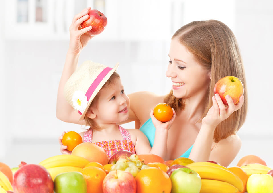 For Expecting Moms, is an Apple a Day Okay?