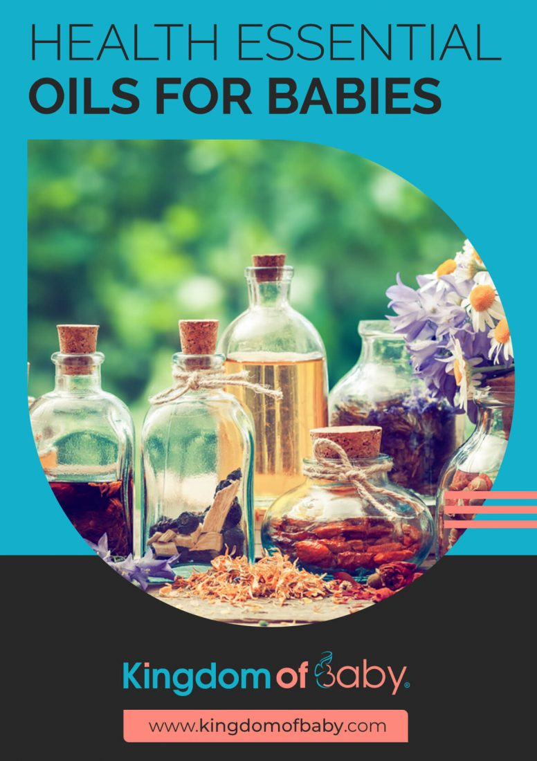 Health Essential Oils for Babies