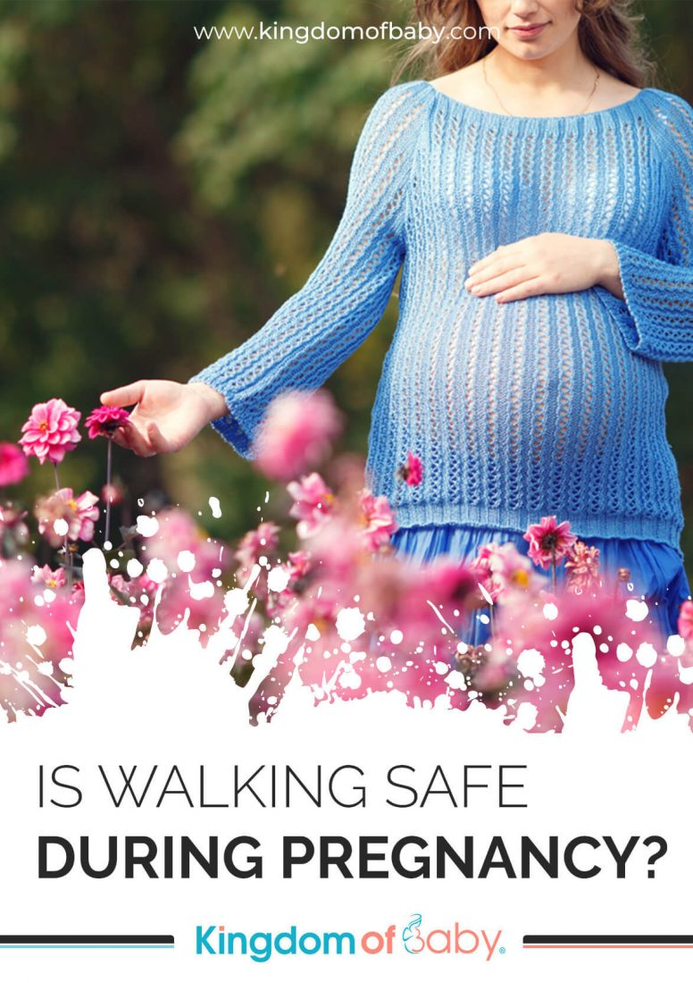 Is Walking Safe During Pregnancy?