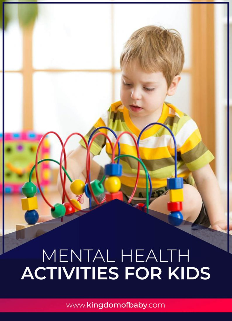 Mental Health Activities for Kids