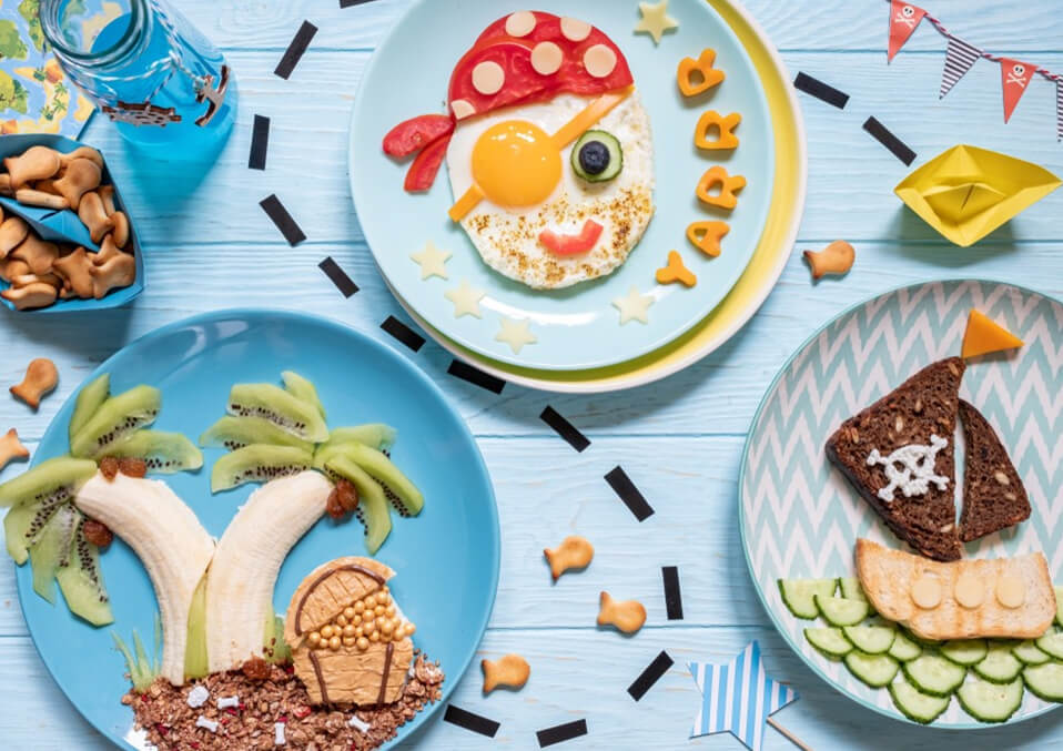 Quick And Easy Food Recipes For Kids