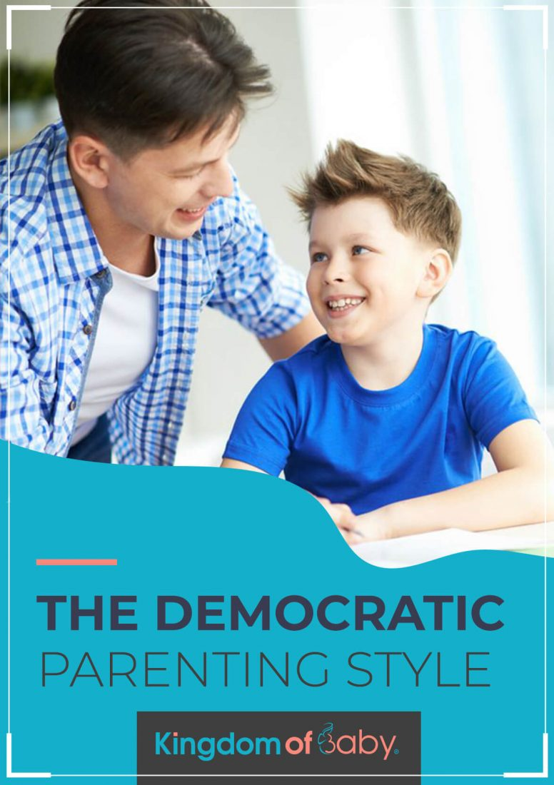 The Democratic Parenting Style: How Effective is This?