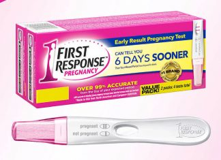 The Most Accurate Pregnancy Tests
