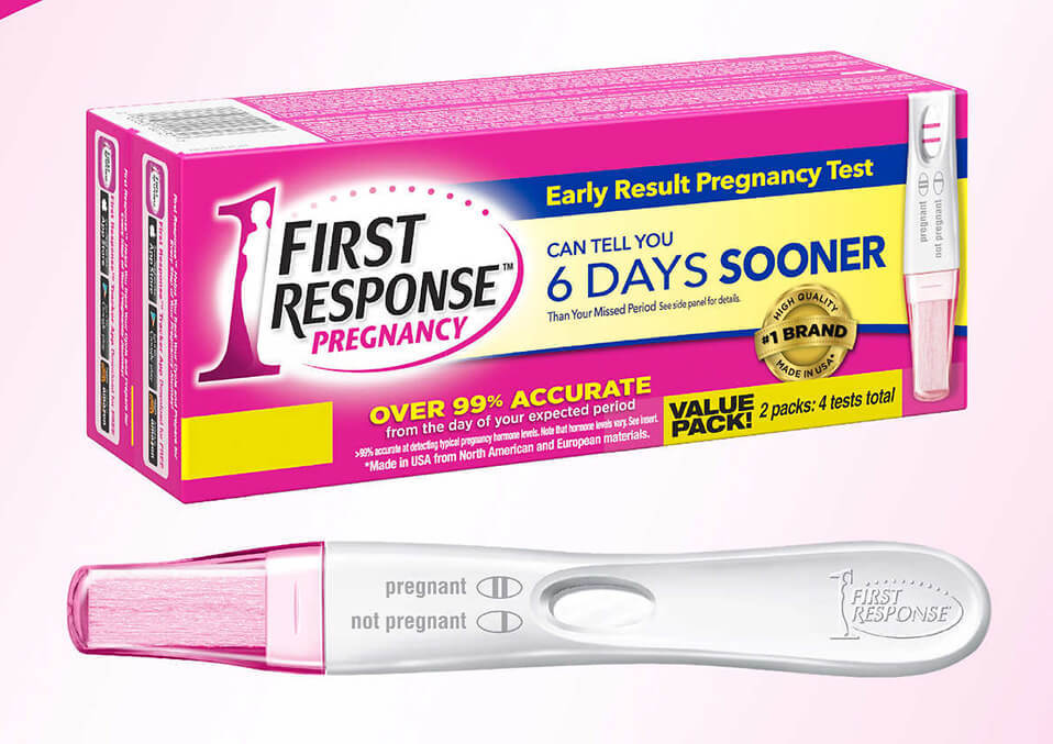 The Most Accurate Pregnancy Tests | Kingdom Of Baby