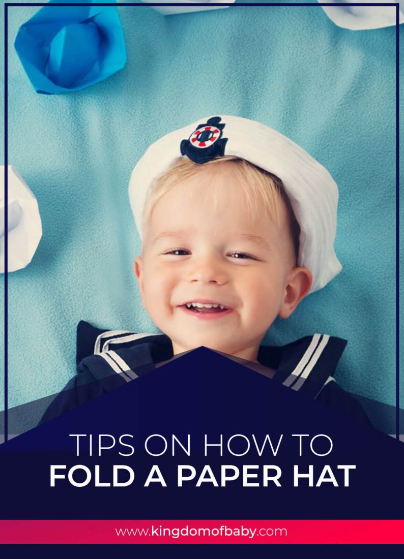 Tips on How to Fold a Paper Hat
