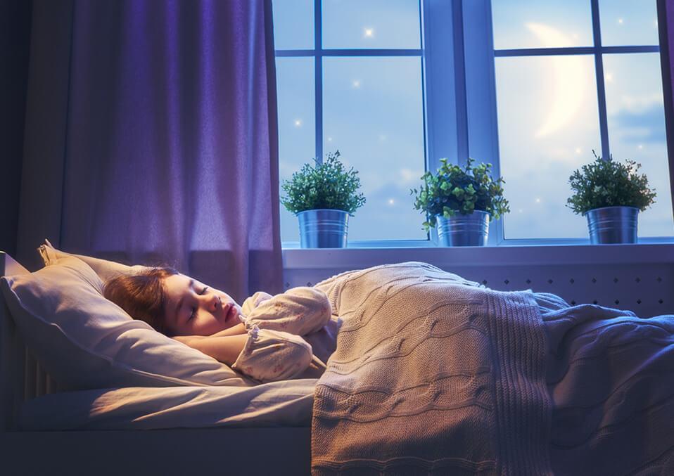 Treats Sleeplessness