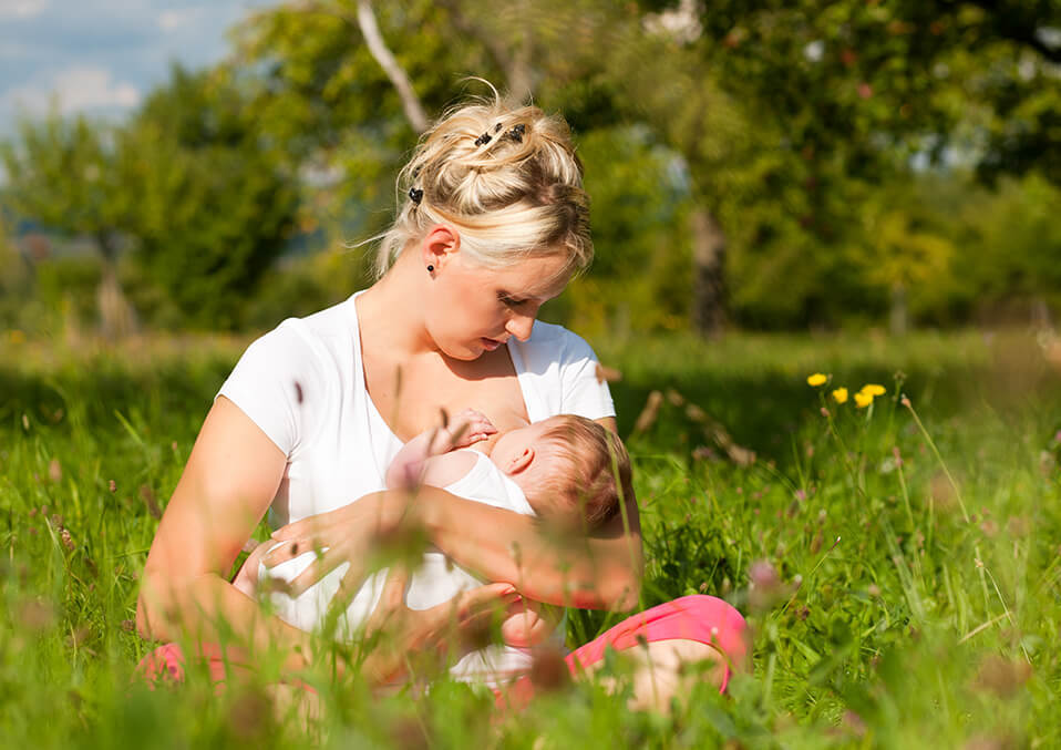 What You Didn't Know About Nausea While Breastfeeding