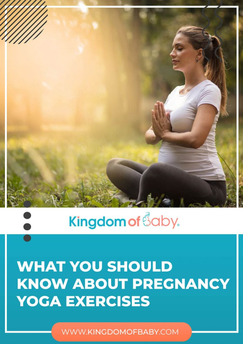 What You Should Know About Pregnancy Yoga Exercises