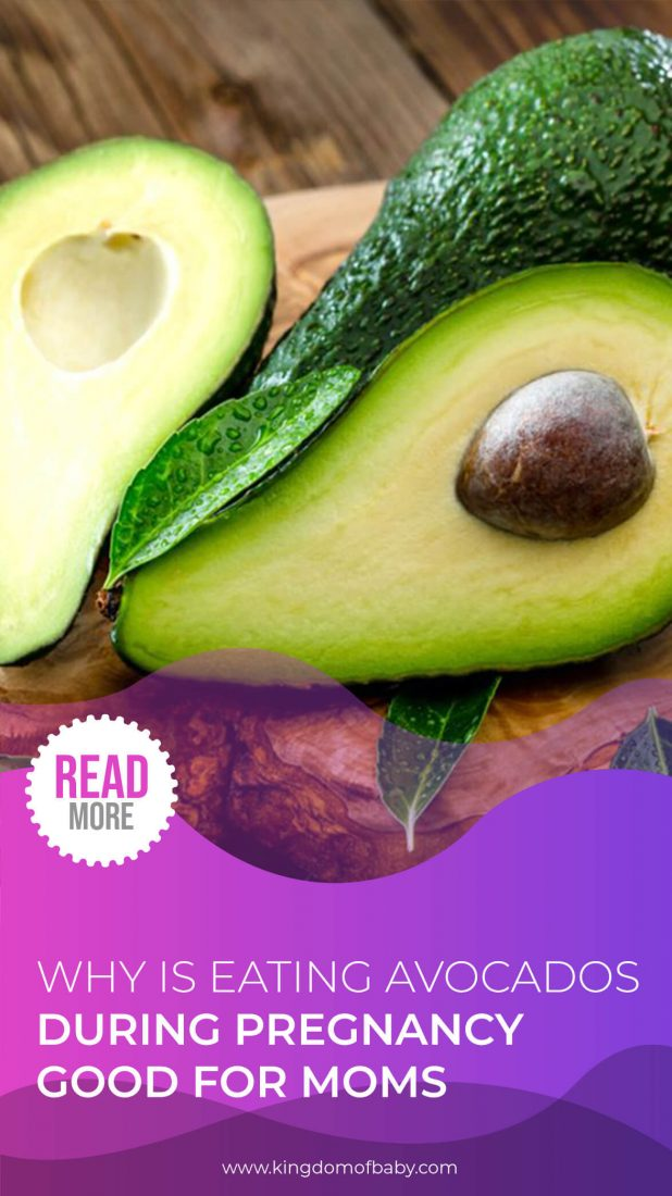 Why is Eating Avocados During Pregnancy Good for Moms