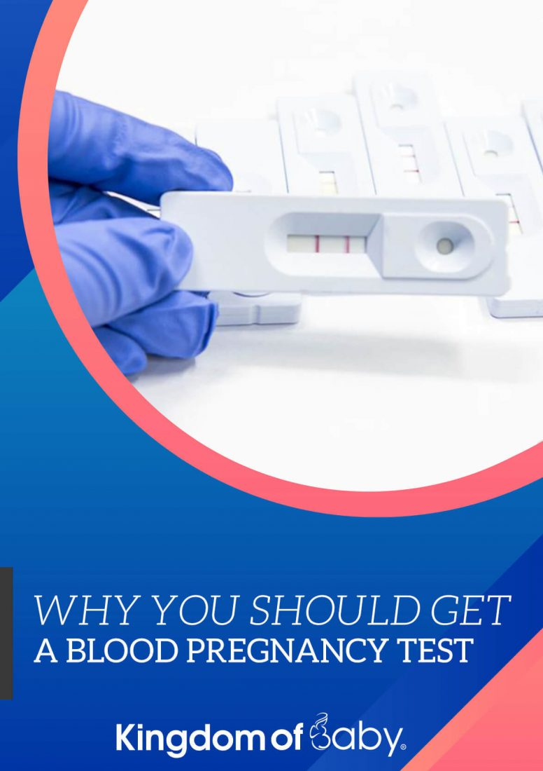 Why You Should Get a Blood Pregnancy Test