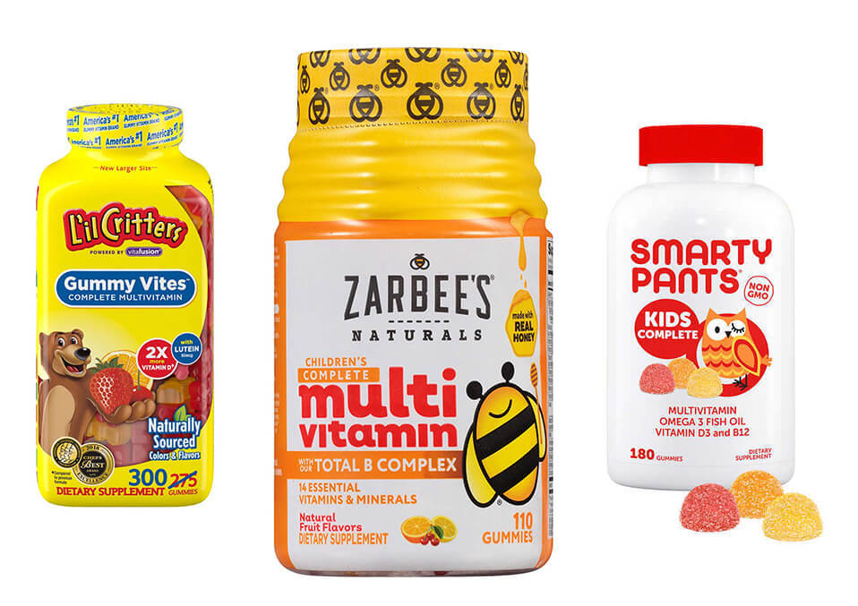 8 Best Growth Vitamins For Kids Available On The Market