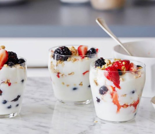 American Yogurt Dessert Recipes That Are Wonderfully Good