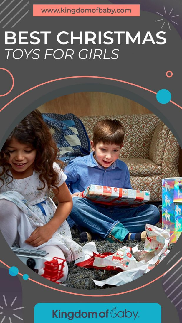 Best Christmas Toys for Girls