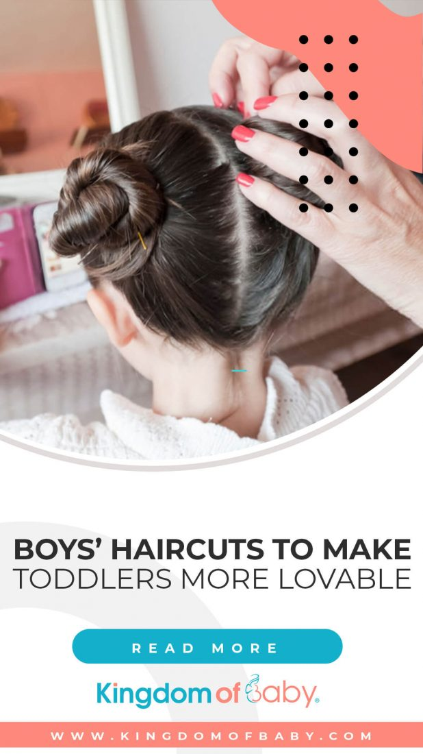 Boys' Haircuts to Make Toddlers More Lovable