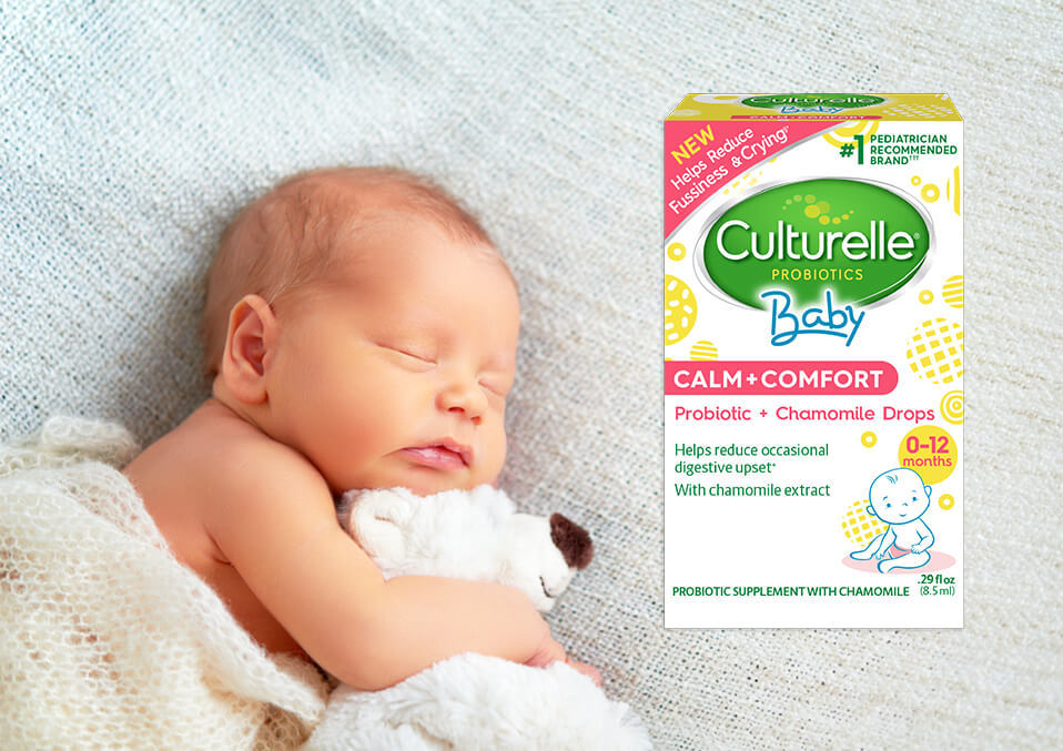 Gut Health: What Are The Best Probiotics For Babies?