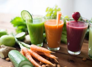Healthy Vegetable Smoothie Recipe