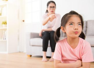 How to Correct Bad Behavior in Kids