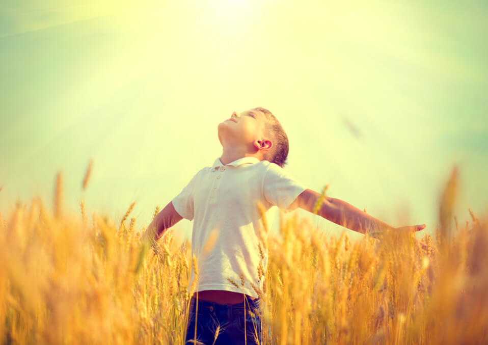 Incredible Benefits of Sunlight To Kids' Health