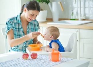 Overfeeding Your Baby May Pose Health Risks