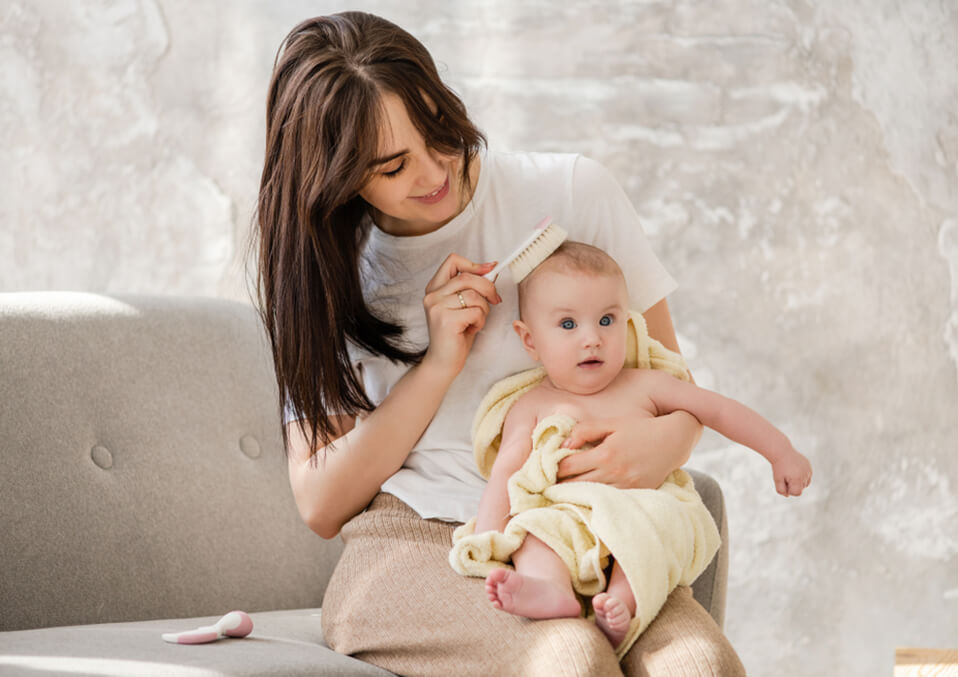 The Best Baby Hair Care Products and Tips Moms Should Know About