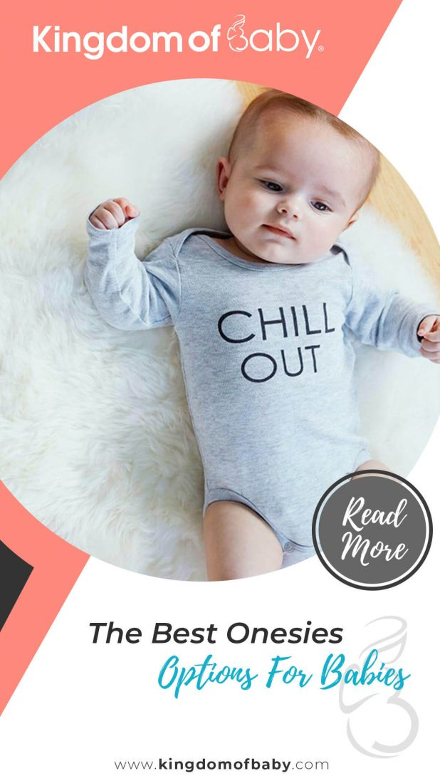 The Best Onesies Options for Babies