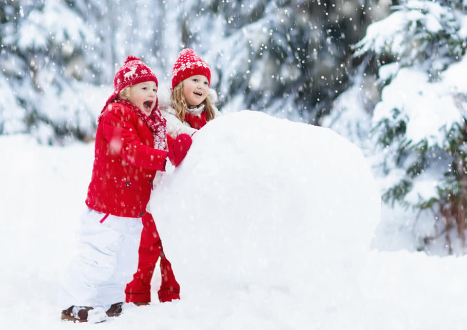 The Hazards In Blizzards And How To Keep Your Child Safe
